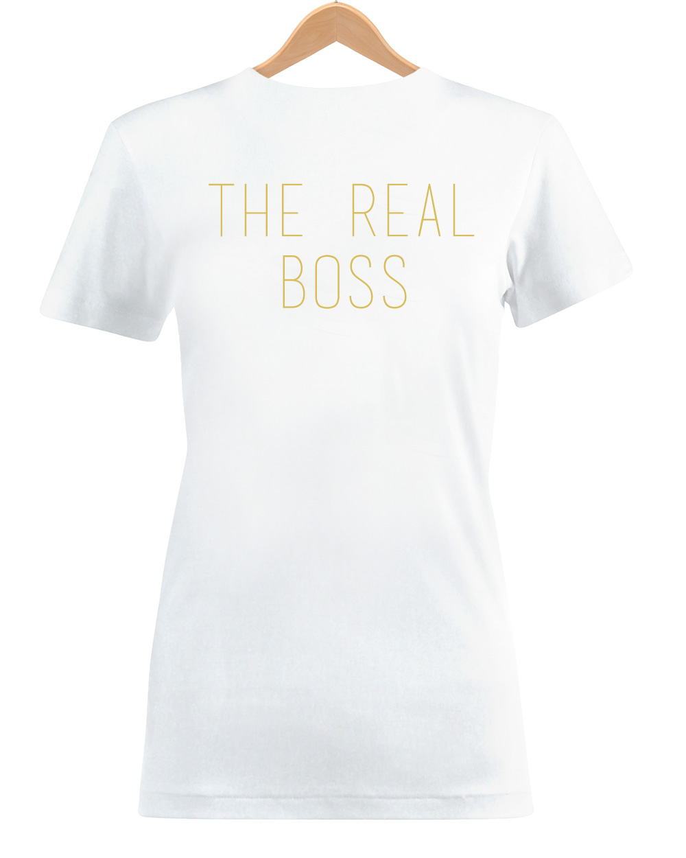 ab9e51b783 The Real Boss páros póló – Yourstore
