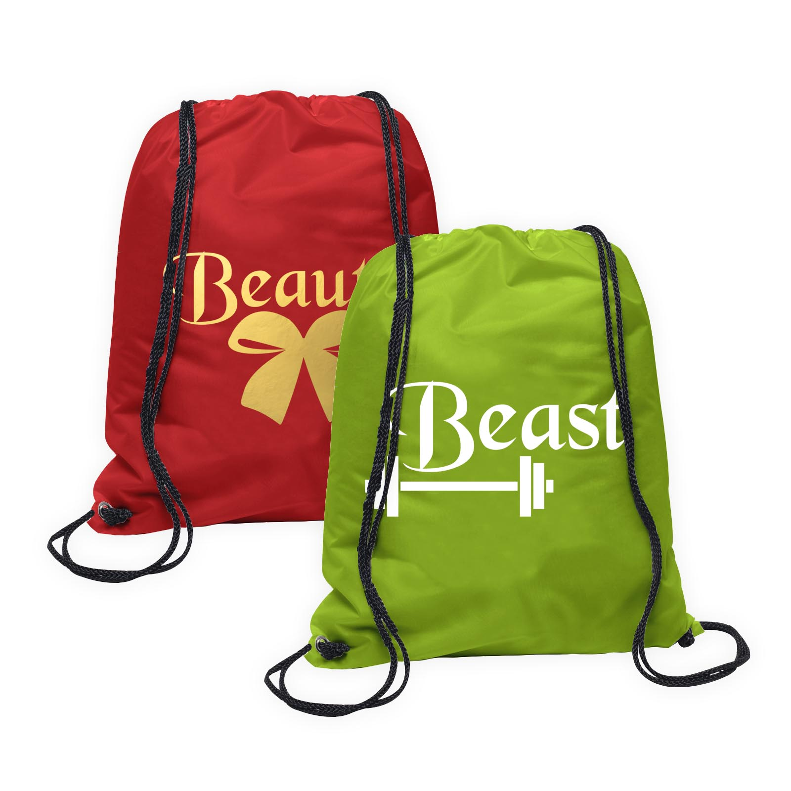 Beauty Beast Páros Gymbag – Yourstore 708c3041dc