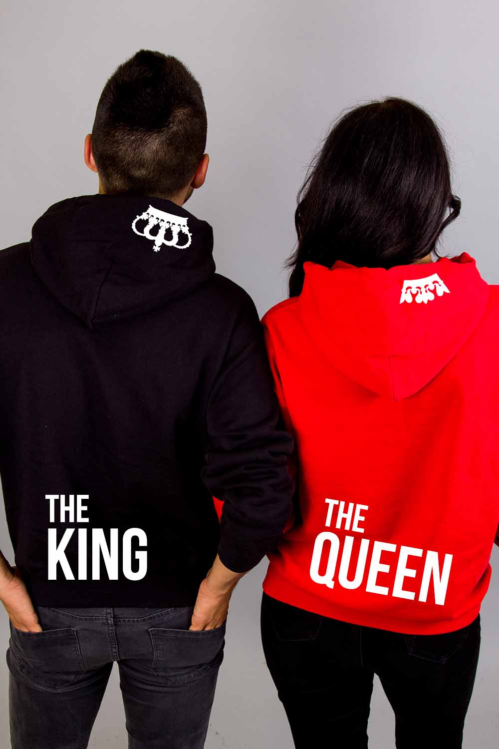 The King Queen back edition Páros Kap. pulóver – Yourstore 4046ab8abe